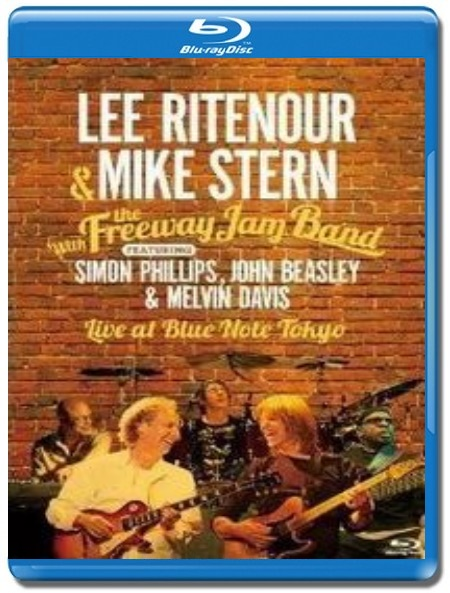 Lee Ritenour & Mike Stern [Blu-Ray]