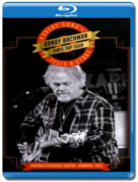 Randy Bachman / Every Song Tells a Story [Blu-Ray]