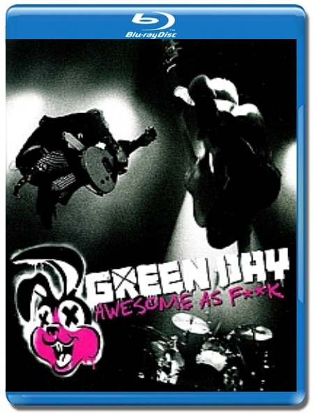 Green Day / Awesome as F**k [Blu-Ray]