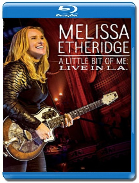 Melissa Etheridge / A Little Bit of Me [Blu-Ray]