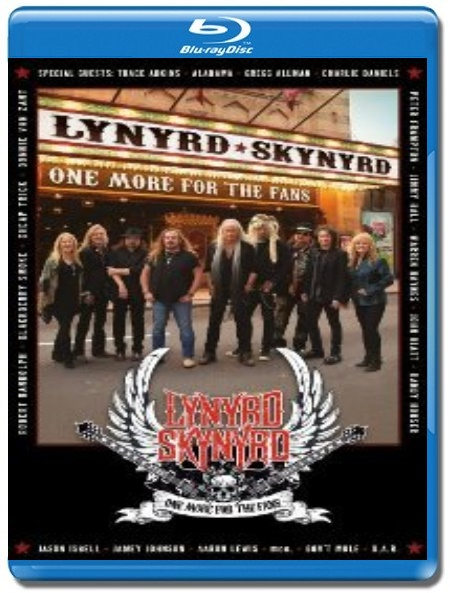 Lynyrd Skynyrd / One More For The Fans [Blu-Ray]