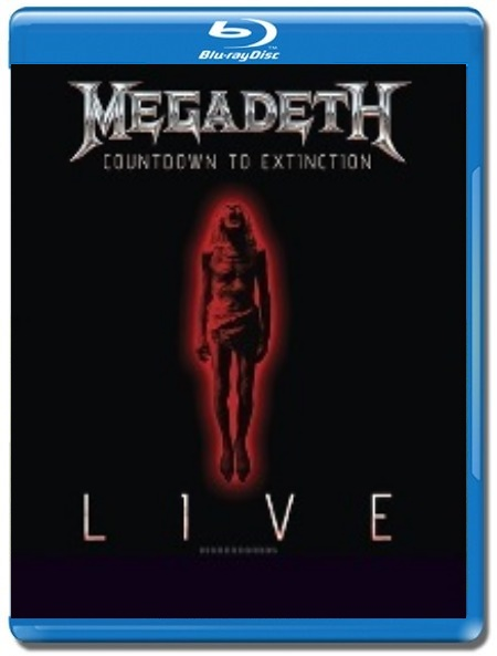 Megadeth / Countdown To Extinction [Blu-Ray]