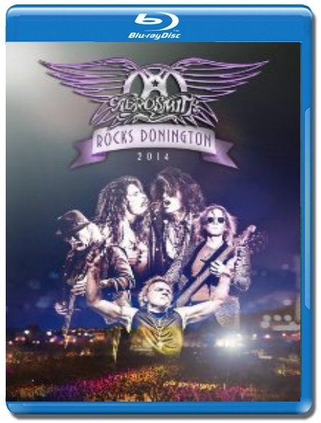 Aerosmith / Rocks Donington 2014 [Blu-Ray]