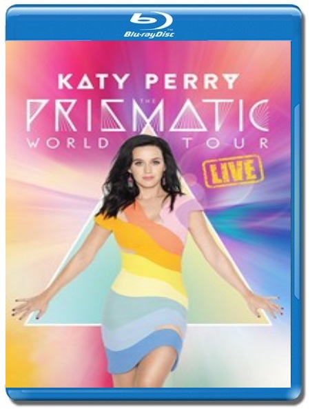 Katy Perry / The Prismatic World Tour Live [Blu-Ray]