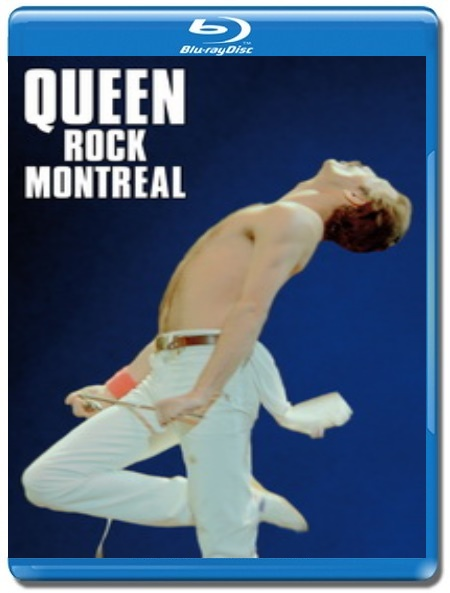 Queen / Rock Montreal & Live Aid [Blu-Ray]