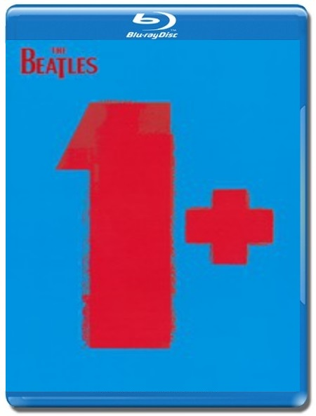 The Beatles: 1 + (1963-1980) [Blu-Ray]