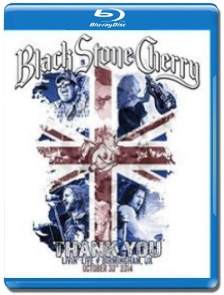 Black Stone Cherry [Blu-Ray]