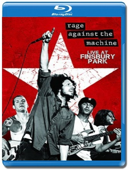 Rage Against The Machine / Live at Finsbury Park [Blu-Ray]