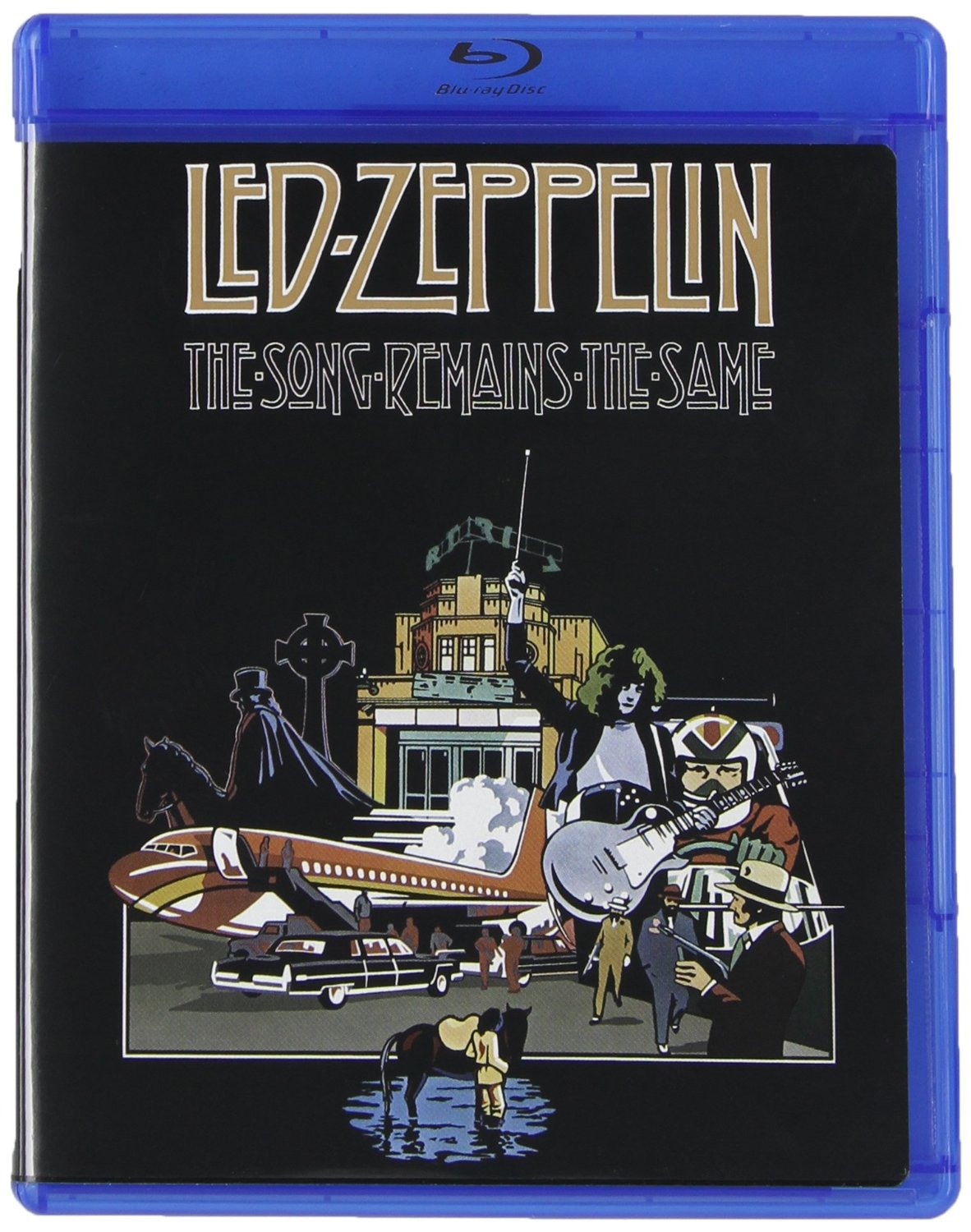 Led Zeppelin / The Song Remains The Same [Blu-Ray]