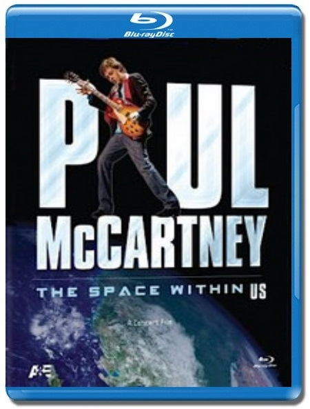 Paul McCartney / The Space Within Us [Blu-Ray]