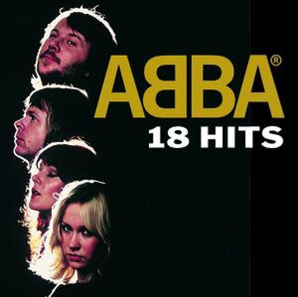 "Abba ""18 Hits"" [CD] Import"