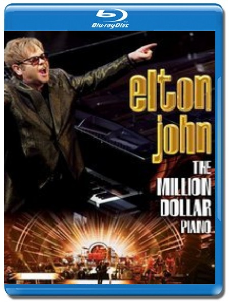 Elton John / The Million Dollar Piano [Blu-Ray]