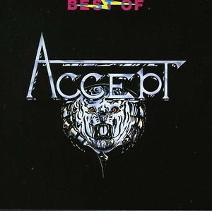 Accept / Best Of Accept [CD] Import