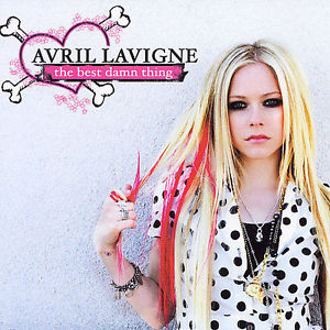 Avril Lavigne / The Best Damn Thing [CD] Import