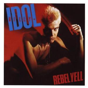 Billy Idol / Rebel Yell [CD] Import