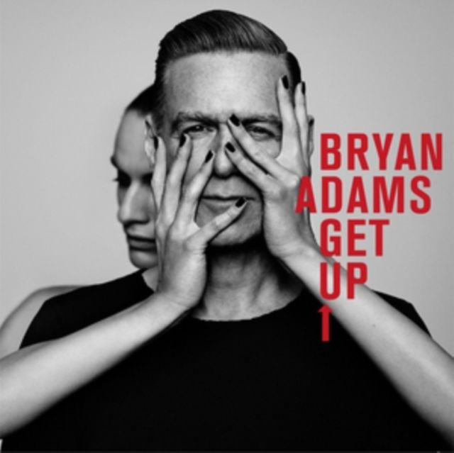 Bryan Adams / Get Up [CD] Import