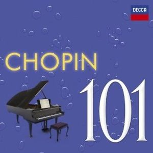 Various Artists, 101 Chopin [6CD] Import