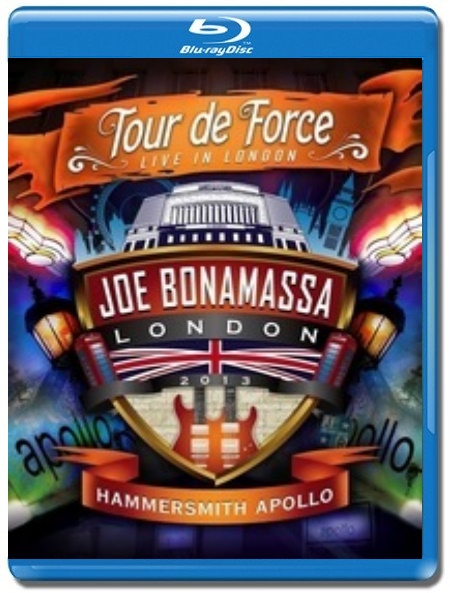 Joe Bonamassa / Live in London - Hammersmith Apollo [Blu-Ray]