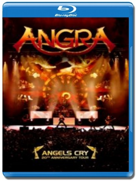 Angra / Angels Cry: 20th Anniversary Tour [Blu-Ray]