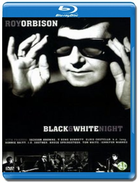 Рой Орбисон / Black and White Night [Blu-Ray]