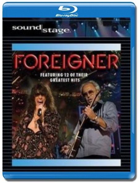 Foreigner / Greatest Hits - Soundstage [Blu-Ray]