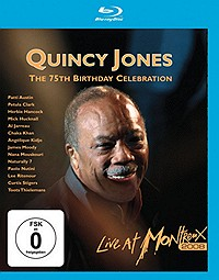 Quincy Jones / Live at Montreux [Blu-Ray]