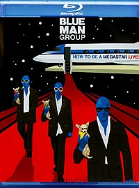 Blue Man Group / How to Be a Megastar Live! [Blu-Ray]