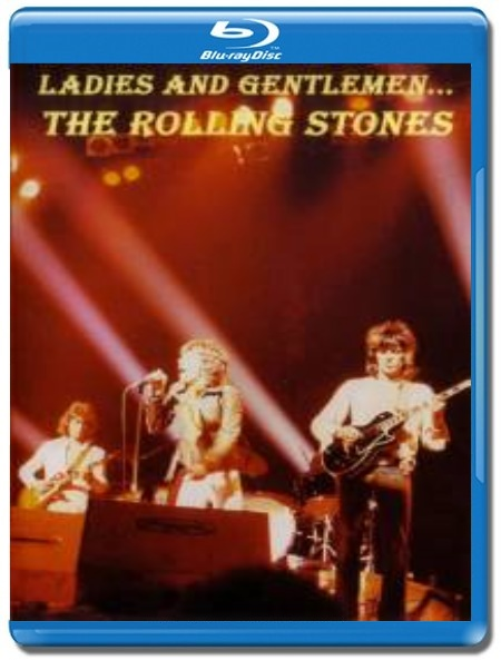 The Rolling Stones / Ladies and Gentlemen [Blu-Ray]