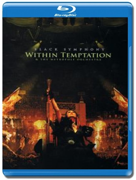 Within Temptation & Metropole Orchestra [Blu-Ray]
