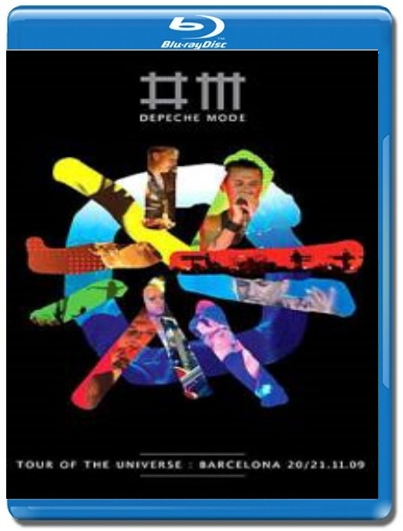 Depeche Mode / Tour of the Universe [Blu-Ray]