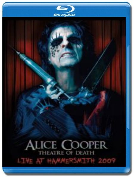 Alice Cooper / Theatre of Death - Live at Hammersmith [Blu-Ray]