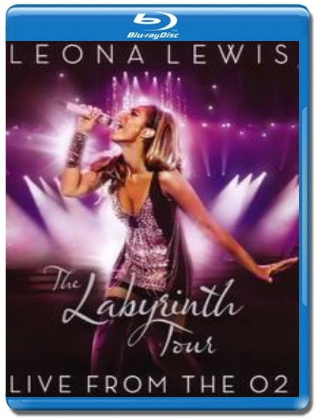 Leona Lewis / The Labyrinth Tour: Live At The O2 [Blu-Ray]