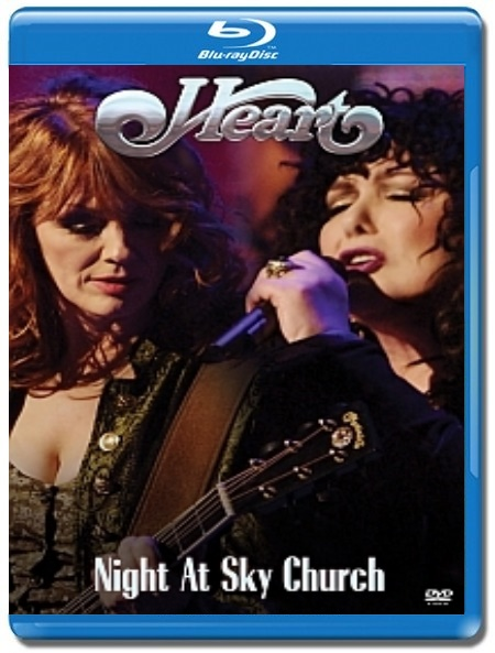 Heart / Night At Sky Church [Blu-Ray]