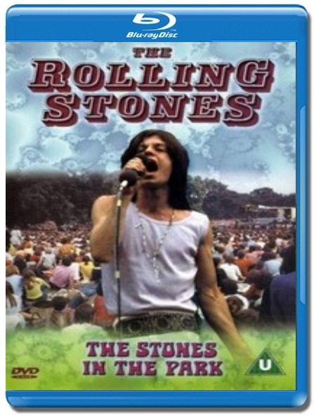The Rolling Stones / The Stones In The Park [Blu-Ray]