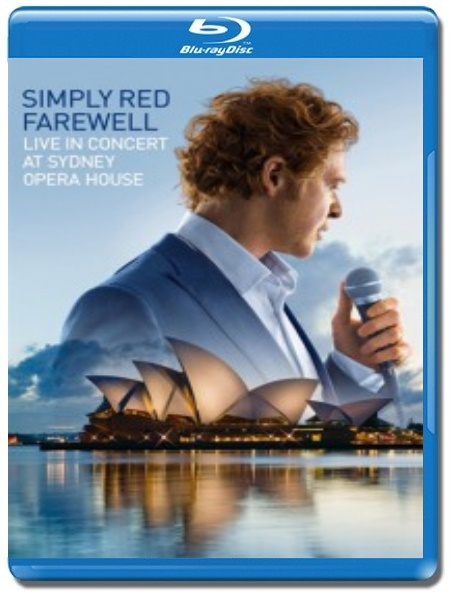 Simply Red / Farewell Live in Concert at Sydney Opera Hous [Blu-Ray]