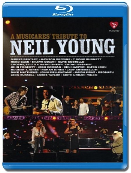 Various Artists / A MusiCares Tribute to Neil Young [Blu-Ray]