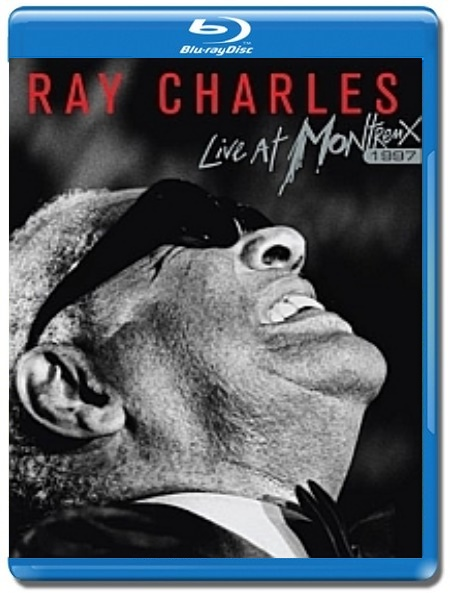Ray Charles / Live At Montreux 1997 [Blu-Ray]