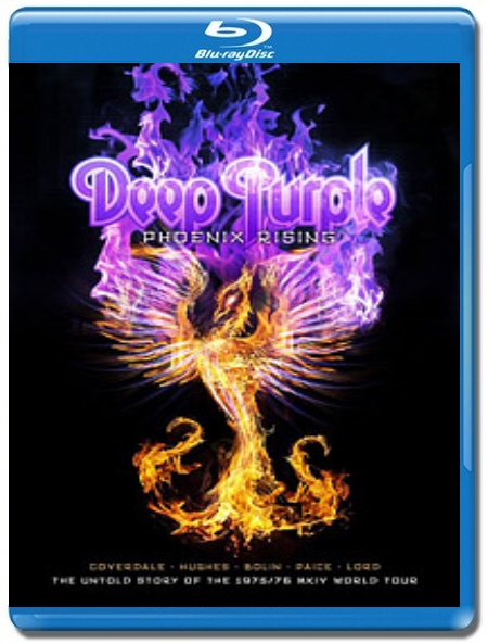 Deep Purple / Phoenix Rising [Blu-Ray]