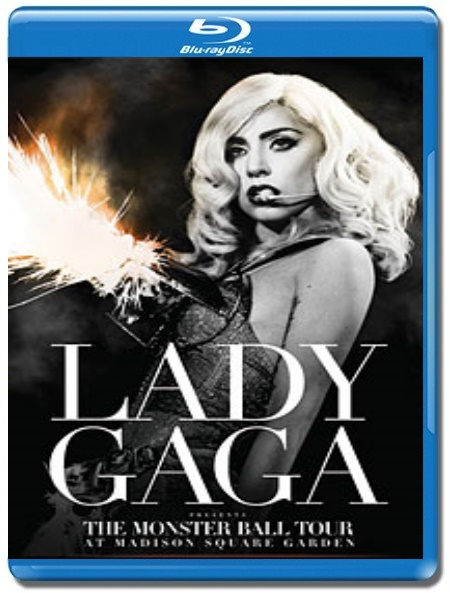 Lady GaGa / The Monster Ball Tour at Madison Square Garden [Blu-Ray]