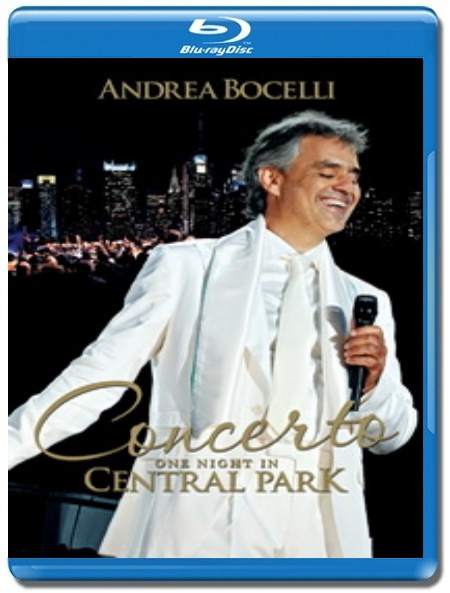 Andrea Bocelli / One Night in Central Park [Blu-Ray]