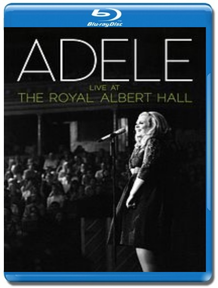 Adele / Live At The Royal Albert Hall [Blu-Ray]