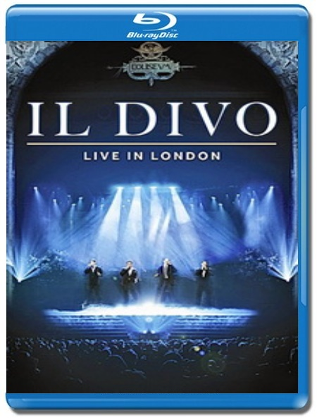Il Divo / Live in London [Blu-Ray]