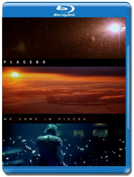 Placebo / We Come In Pieces [Blu-Ray]