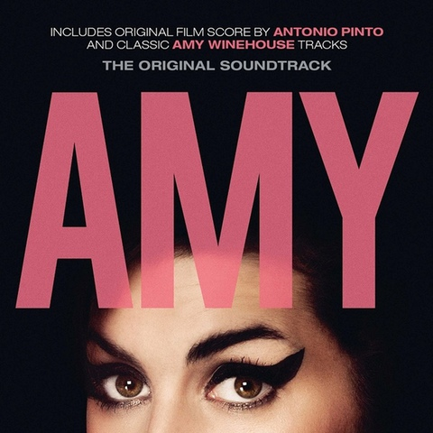 Amy Winehouse / Amy (The Original Soundtrack) [2LP] Import