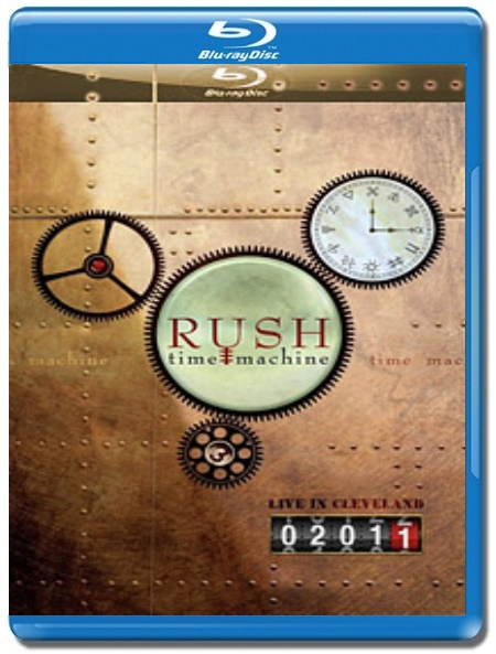 Rush / Time Machine - Live In Cleveland [Blu-Ray]
