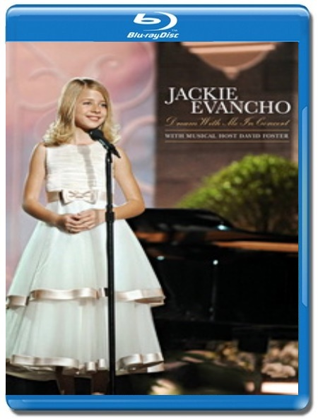 Джеки Иванко / Dream with Me in Concert [Blu-Ray]