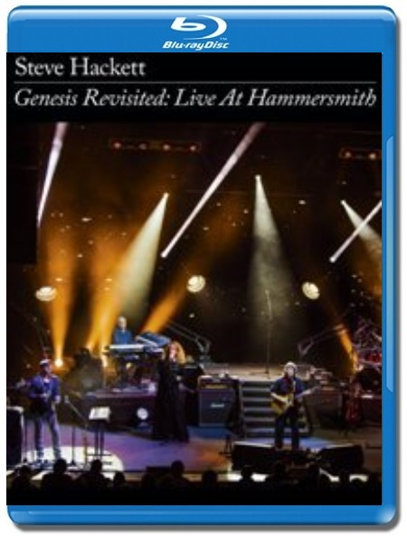 Steve Hackett / Live At The Royal Albert Hall [Blu-Ray]