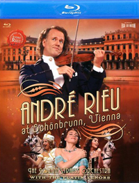 Andre Rieu / Live at Vienna [Blu-Ray]