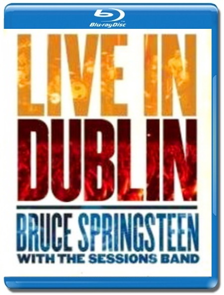 Bruce Springsteen / Live in Dublin [Blu-Ray]