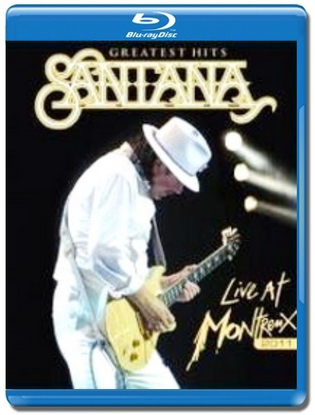 Santana / Greatest Hits,Live at Montreux [Blu-Ray]